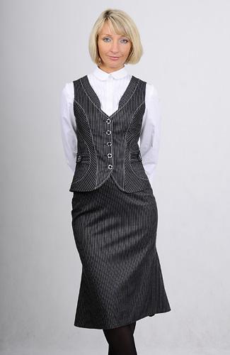 Модная деловая одежда для женщин