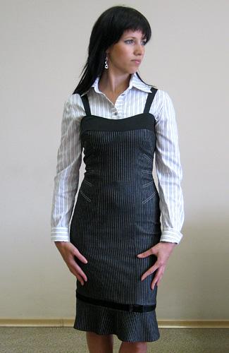 картинка вяжем и шьем для малышей до года. фото платье шьем дома.